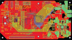 atomminer PCB design